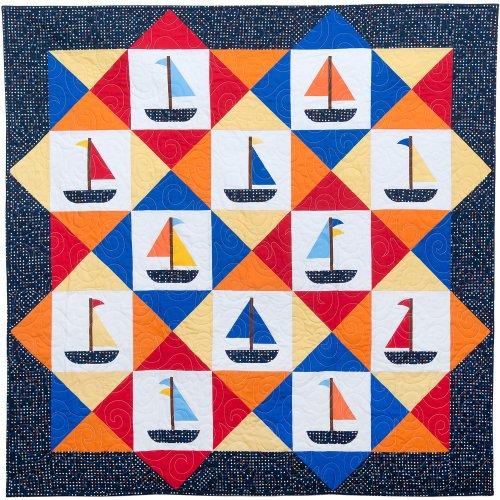 Sizzix Bigz Die-Sailboat #3 By Jorli Perine