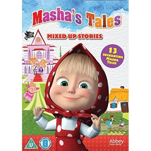 Mashas Tales - Mixed Up Stories [dvd]