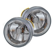 Peugeot Expert 2004-2006 Front Fog Light Lamps 1 Pair O/s & N/s