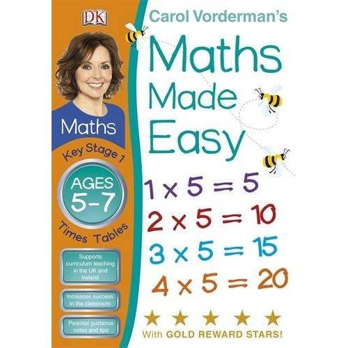 carol vorderman maths made easy homework