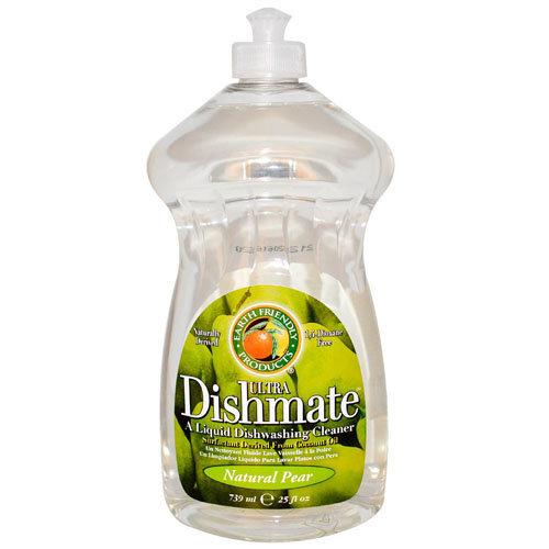 Earth Friendly  Dishmate Pear Washing Up Liquid 750ml