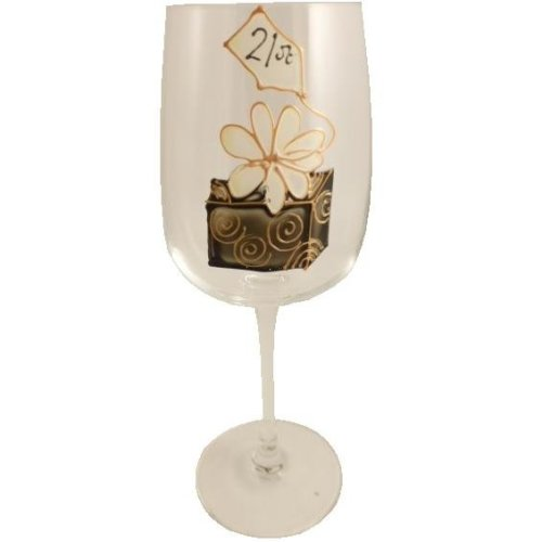 Birthday Gift Wine Glass (Birthday Box)