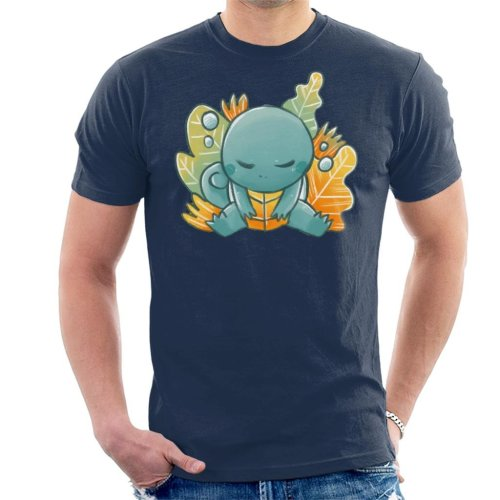 Pokemon Sleeping Squirtle Men's T-Shirt