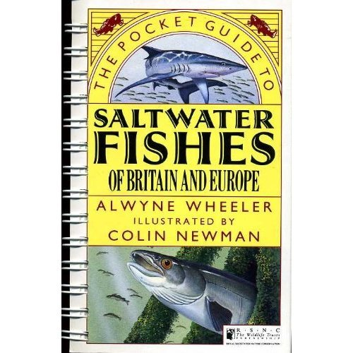 The Pocket Guide to Saltwater Fish of Britain and Europe (Natural history pocket guides)