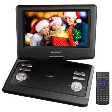"DBPOWER® 10.5"" Portable DVD Player"