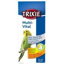 Multi-vital For Birds, 50ml - Multivital Birds Trixie Juice Vitamin Immune -  multivital birds trixie juice 50 ml vitamin immune system 50ml
