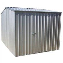 2.26m x 3m Absco Premier Titanium - Zinc Colour
