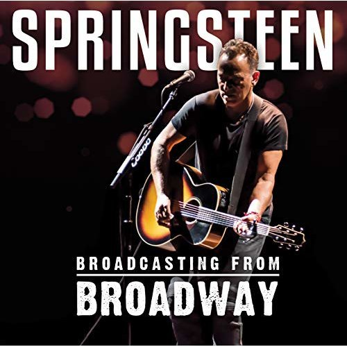 Bruce Springsteen - Broadcasting From Broadway [CD]