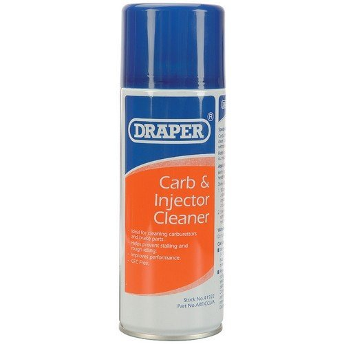 Draper 41922 400ml Carburettor and Injector Cleaner