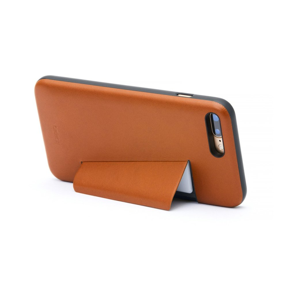 new product 501d9 142ad Bellroy Leather iPhone 8 Plus/7 Plus Phone Case - 3 Card