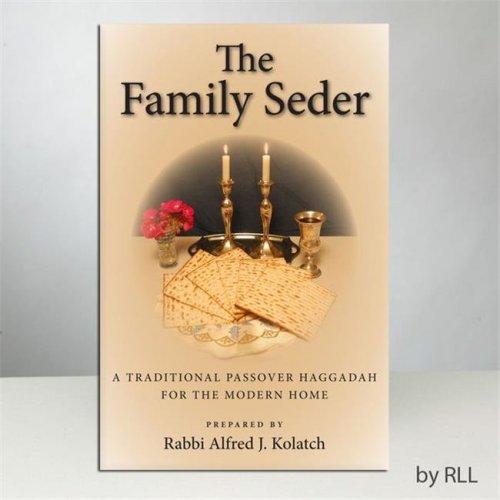 Family Seder Haggadah -pack of 3