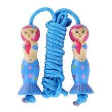 """Best Skipping Rope Jump Rope Wood Handle(98.43"""")"""