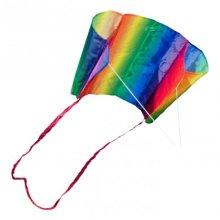 Hq Sleddy Rainbow Kite -  hq sleddy rainbow kites single line