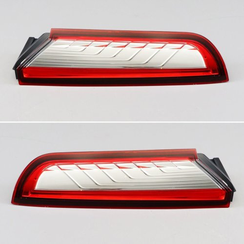 Rear light set upper trim reflector Ford Transit Connect 14-17