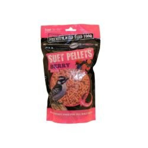 Suet To Go Berry Suet Pellets (6 pack), 6 x 550g