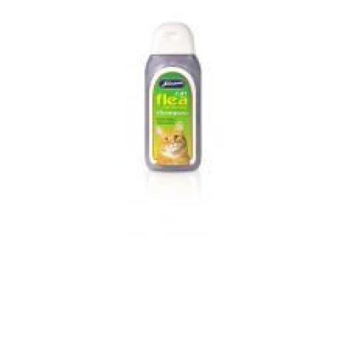 Johnson's Vet Cat Flea Cleansing Shampoo, 125 ml
