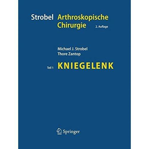 Strobel Arthroskopische Chirurgie: Teil I: Kniegelenk