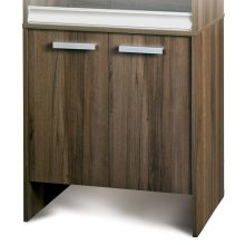 Vivexotic Viva+ Cabinet Small Walnut 575x490x645mm
