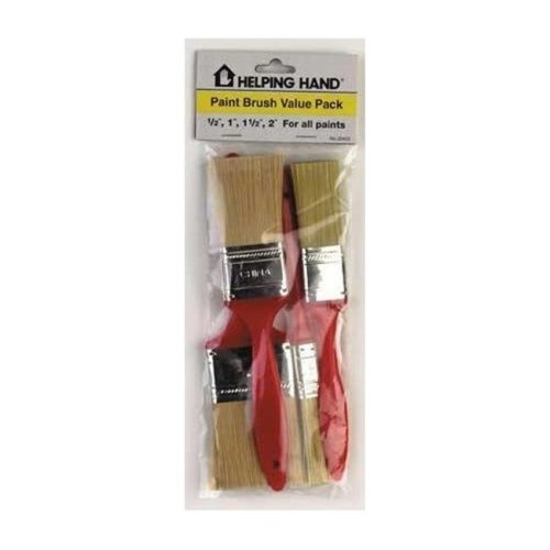 Faucet Queen 30400 Paint Brush Assortment - Pack of 3 - Pack of 3