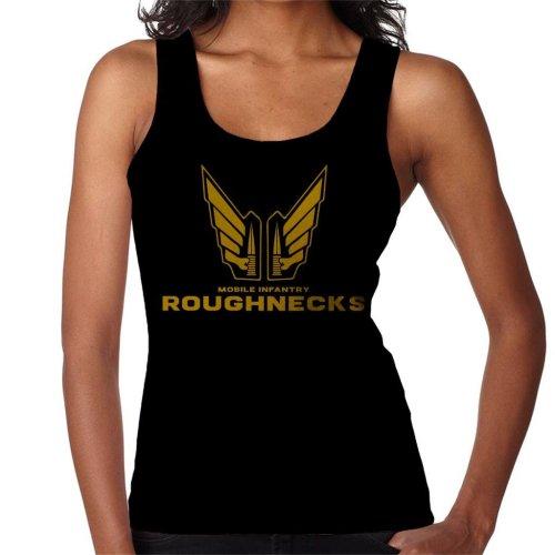 Starship Troopers Mobile Infantry Roughnecks Logo Women's Vest