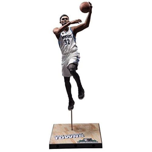 McFarlane Toys NBA Series 29 Karl-Anthony Towns Minnesota Timberwolves Collectible Action Figure