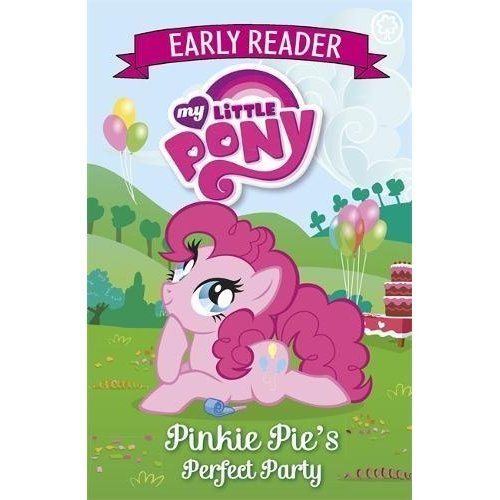 Pinkie Pie's Perfect Party: Book 2 (My Little Pony Early Reader)