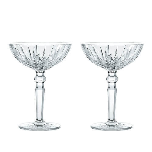 Nachtmann Noblesse Cocktail Glass Set Of 2