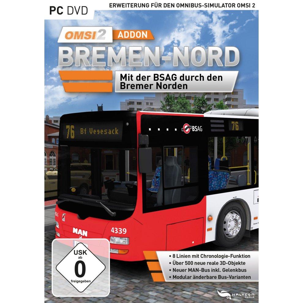 OMSI 2 - AddOn Bremen - Nord