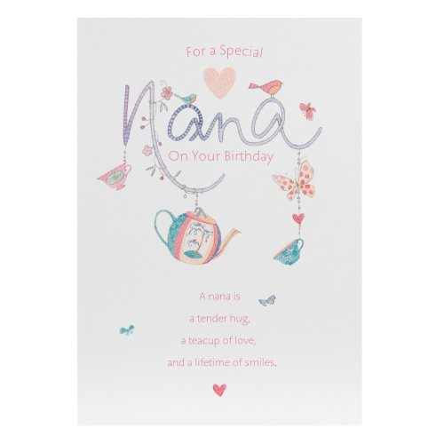 Hallmark Birthday Card For Nana Special