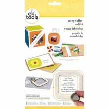 D54-00086 - Ek Success - Curvy Cutters Square Craft Kit