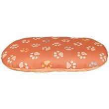 Trixie Jimmy Dog Cushion, 80 x 50 Cm, Salmon - Pillow Various Sizes New Pet Cat -  trixie dog pillow jimmy salmon various sizes new pet cat puppy