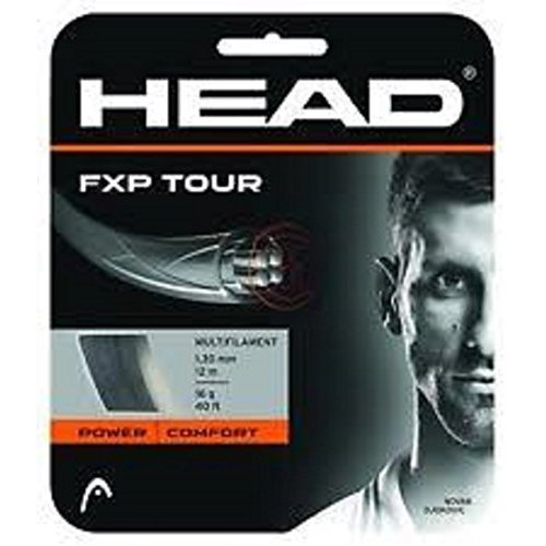 Head 281202-16LB:SET FXP Tour Liquid Blue 16G Tennis String