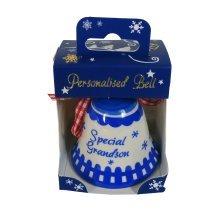 Merry Christmas Blue Bell
