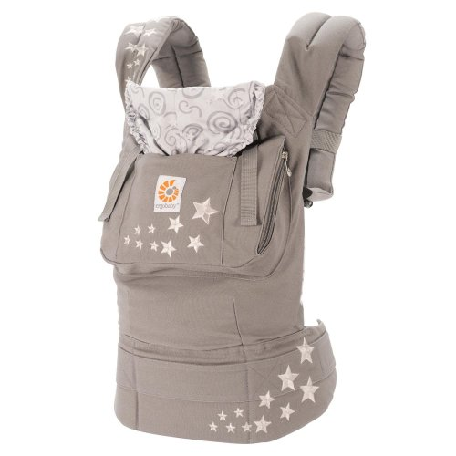 Ergobaby baby carrier collection original (5.5 - 20 kg), Galaxy Grey
