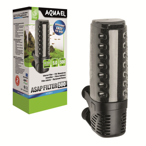 Aquael Internal Aquarium Filter ASAP 700 (250 litre)