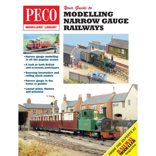 Your Guide To Narrow Gauge Railways - Peco publication PM-203 - F2