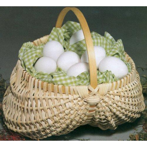 """Blue Ridge Basket Kits-Egg Basket 7""""X7"""""""