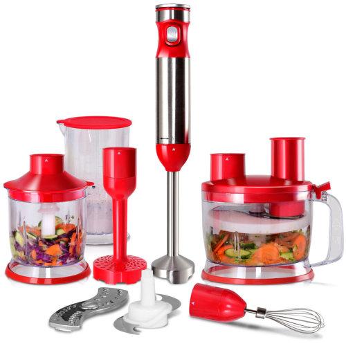 6 in 1 Hand Blender Food Mixer Processor 1000W