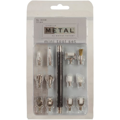 Metal & Clay Working Mini Tool Set-