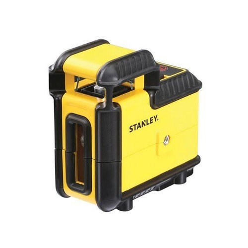 Stanley Intelli Tools STHT77504-1 360° Cross Line Laser Level (Red Beam)
