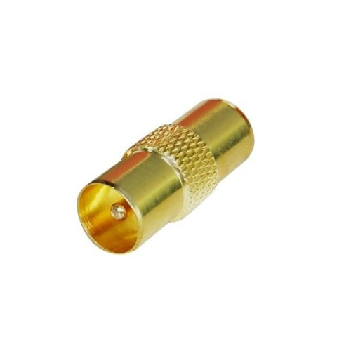 Digiflex RF Coax Cable Connector | Male to Male Adapter