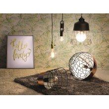 LED Light Bulb - Low Energy - Warm White - Globe - 15 W, E 27, 12x15,8 cm
