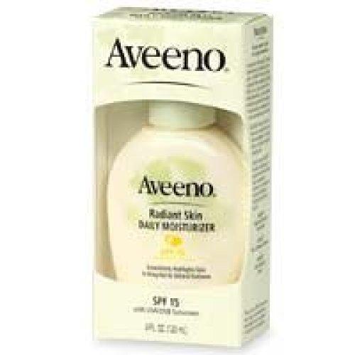 Aveeno Daily Moisturizer, SPF 15 4 fl oz (120 ml)