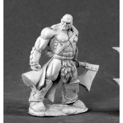 Reaper Dark Heaven Legends 03461 Goldar, the Barbarian