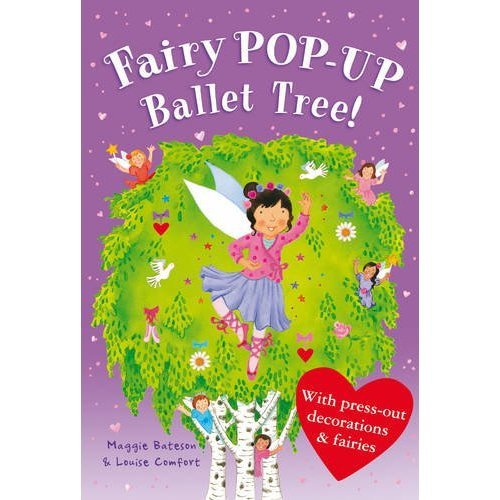 Treetop Fairies: Fairy Pop-up Ballet Tree (Treetop Fairies Pop Up)