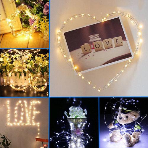 10M 100 LED String Fairy Lights