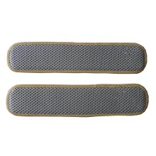 Comfortable Chair Armrest Covers Armrest Pads for Chair Gray