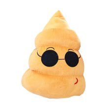Plush Toy Funny Poop Shaped Pillow Toys Good Gifts for Kids,17.7''
