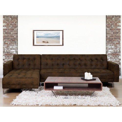 Corner Sleeper Sofa - Upholstered - ABERDEEN