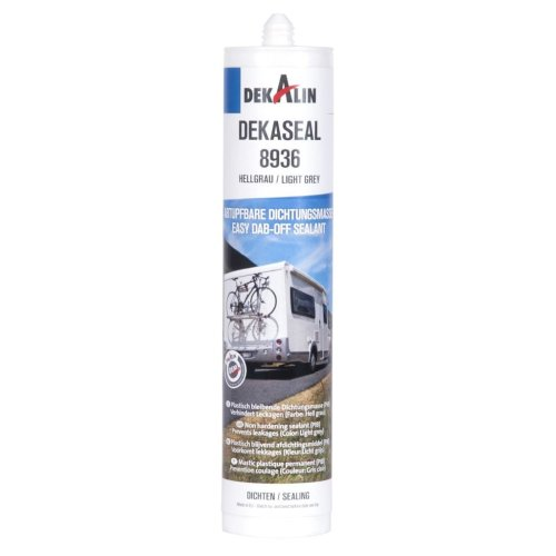 Dekaseal 8936 Easy Dab-Off Sealant - Light Grey - 310ml